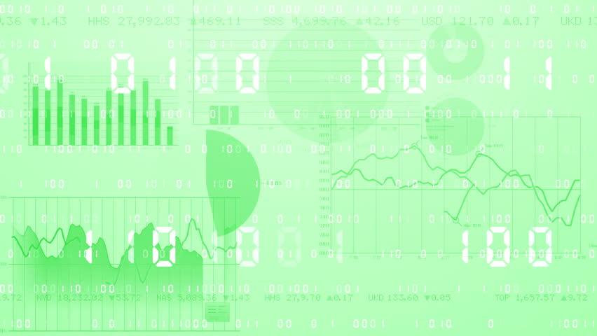 Business data graph digital world space number text. | Shutterstock HD Video #27086458