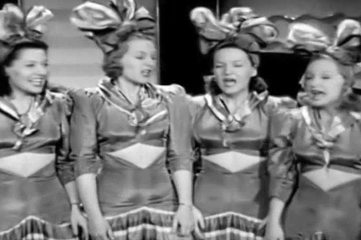 1940s: Latin Big Band Music Stock Footage Video (100% Royalty-free)  27145918 | Shutterstock