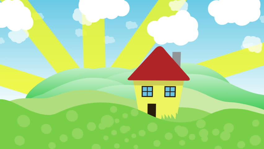 Image Result For D Animated House