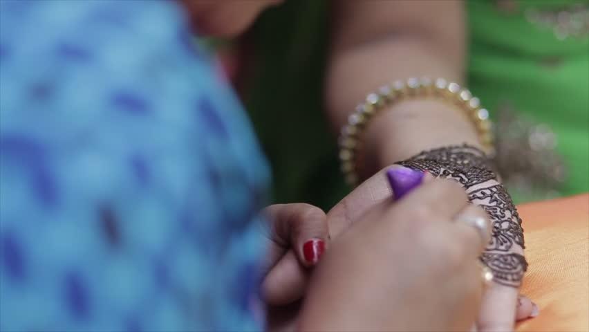 Header of henna