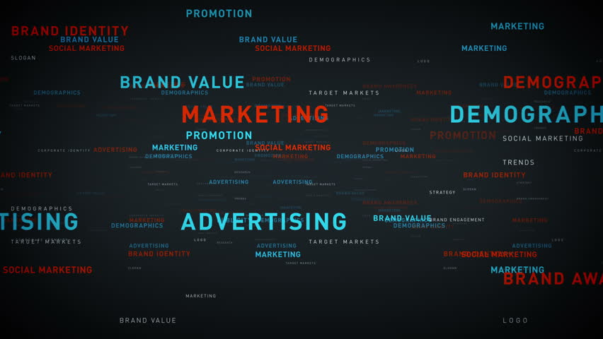 Keywords Business Marketing Silver - Important terms about business marketing pass through cyberspace. All clips are available in multiple color options. All clips loop seamlessly. | Shutterstock HD Video #27374518