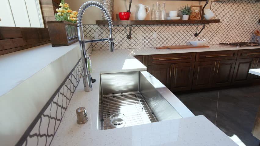 Rising From Sink To Large Stock Footage Video 100 Royalty Free 27479668 Shutterstock