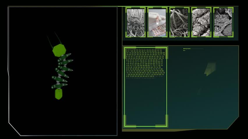 Alien Computer generated
