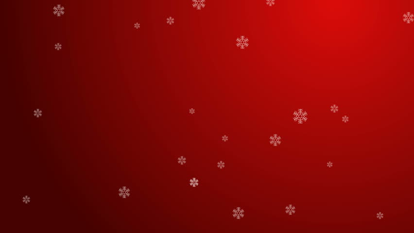 nice christmas background with snow
