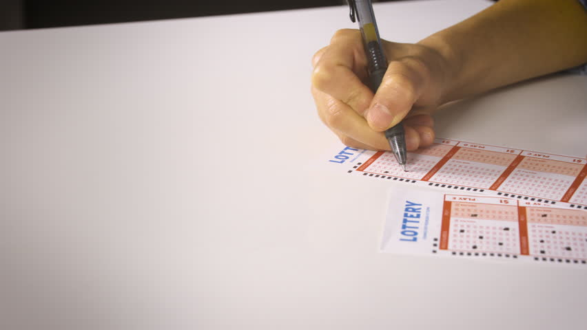 Woman Playing the Lottery  Stock Footage Video (100% Royalty-free) 27890158  | Shutterstock
