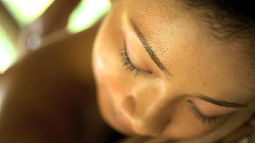 Hot asian masseuse