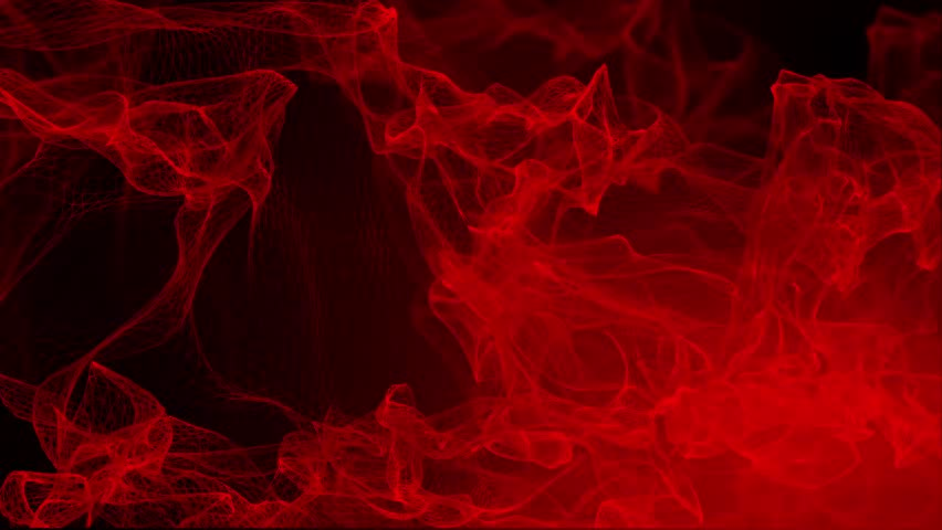 High-definition Abstract Blood Background 3d Render, HD
