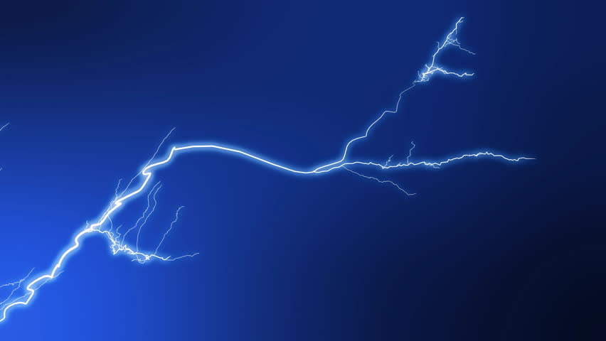 Glow Thunderbolt Set | Shutterstock HD Video #28145566