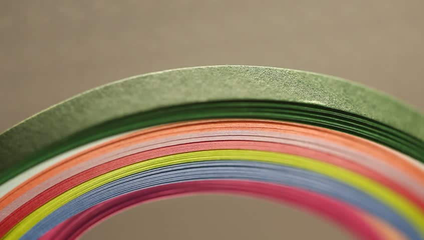 Colorful Papers texture