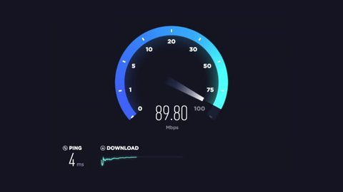 Fast Broadband Download Speed Test