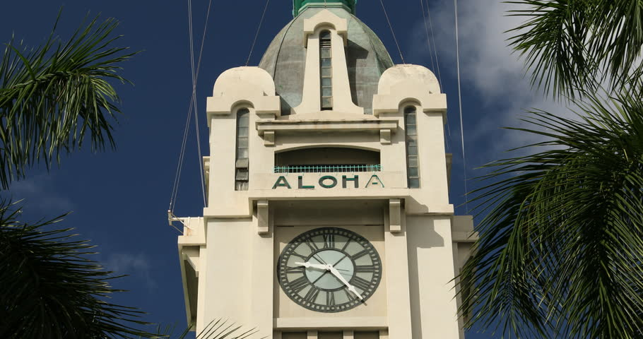 Header of Aloha