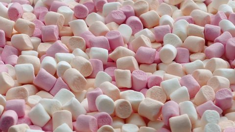 Mini Marshmallow Candies