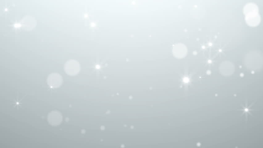 Fairy White Particles Abstract Christmas Background With Stars | Shutterstock HD Video #28759366