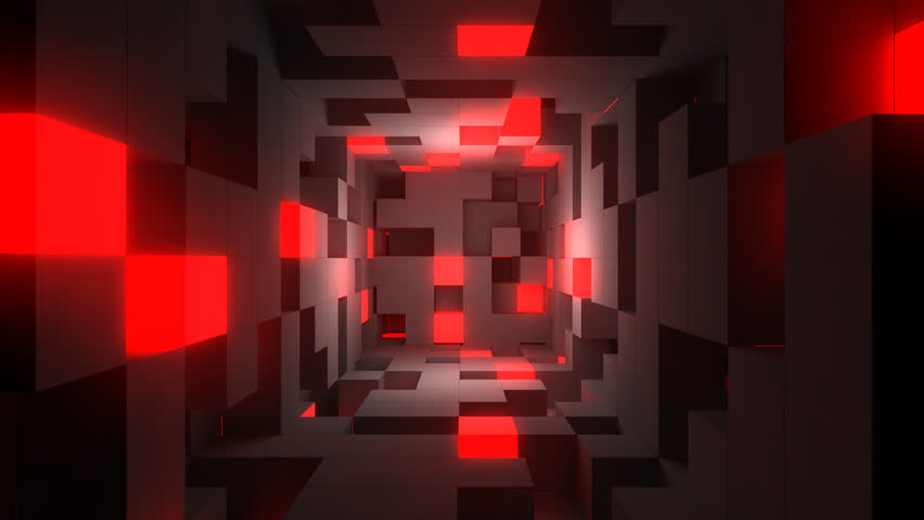 Abstract is a seamless pack of looping visuals, perfect for video projection mapping, nightclubs, large scale video events, and installations.