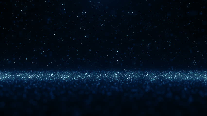 Video Stock A Tema Particles Blue Dust Abstract Light 100 Royalty Free 29130688 Shutterstock