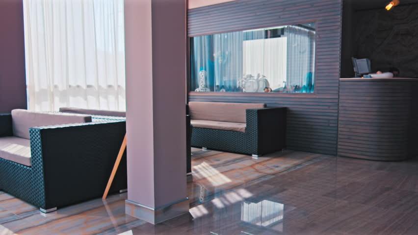 Beautiful Lobby With Amazing Interior Design