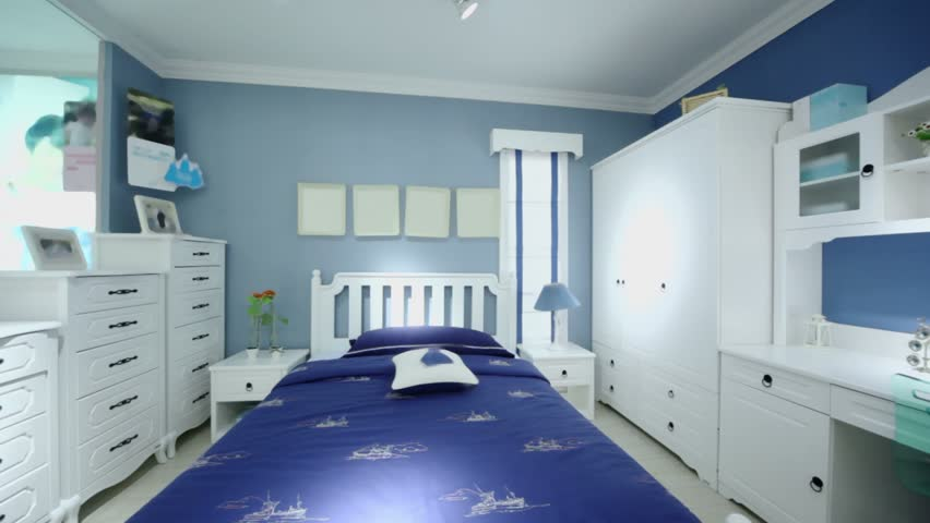 Miraculous Children Room In Marine Style Stock Footage Video 100 Royalty Free 2973778 Shutterstock Interior Design Ideas Ghosoteloinfo