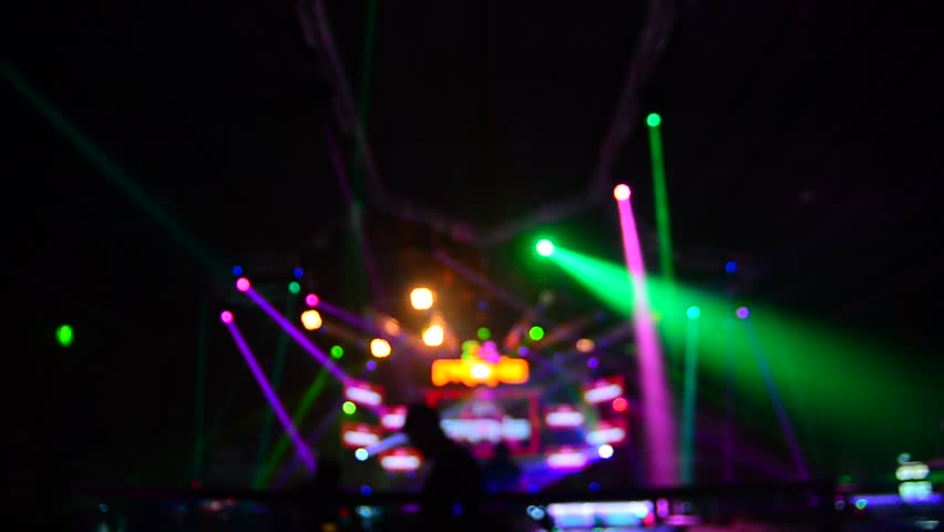 Blur light in club party | Shutterstock HD Video #29817568