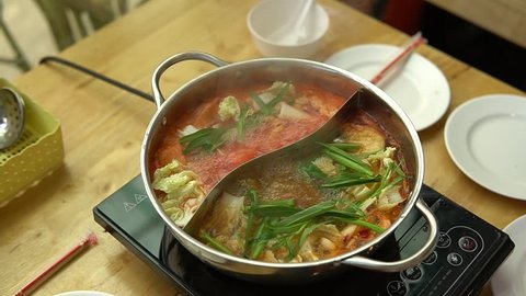 beef and meat, shabu hot pot