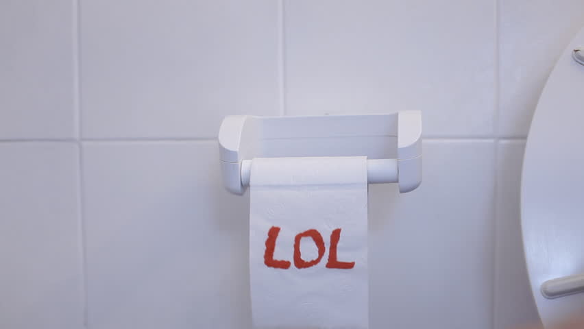 Bathroom Signs Video funny toilet signs stock footage video | shutterstock