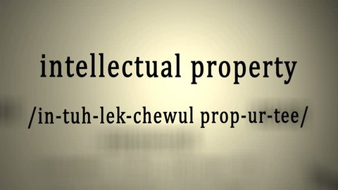 Definition: Intellectual Property