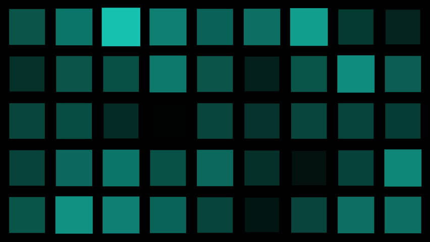Abstract green flashing squares motion graphics animation background 4K | Shutterstock HD Video #30138898