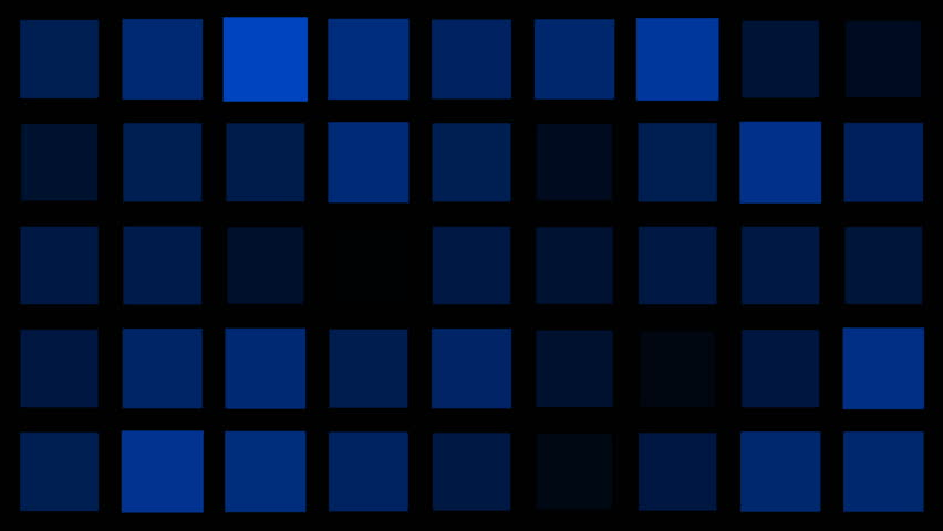 Abstract blue flashing squares motion graphics animation background 4K   Shutterstock HD Video #30156328