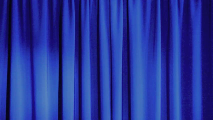 Blue Velvet Theater Curtains | Curtain Menzilperde.Net