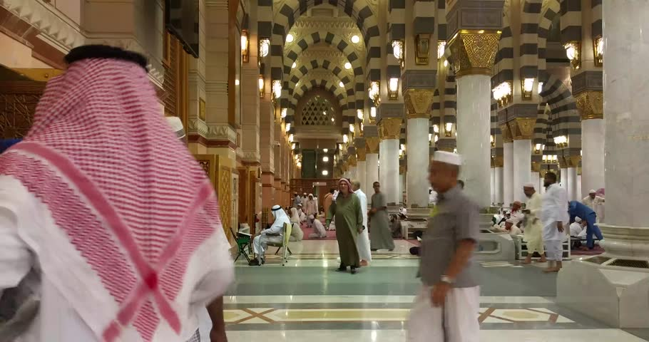 Al Madinah (medina), Kingdom of Stock Footage Video (100% Royalty-free)  30425578 | Shutterstock