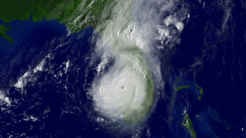 Hurricane Irma, storm, tornado, satellite view. Elements of this image furnished by NASA | Shutterstock HD Video #30589588