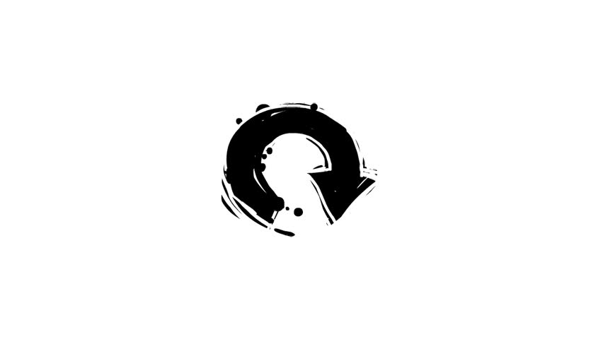 Arrow Data Loader (seamless loop animation)