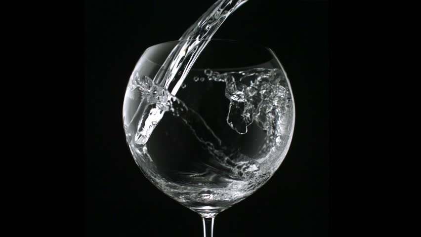 Pouring Water Into Glass Shooting Stock Footage Video 100 Royalty Free 3087208 Shutterstock