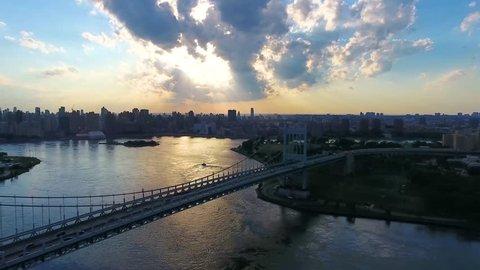 Robert F Kennedy Bridge 14 - Aerial