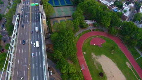 Robert F Kennedy Bridge 06 - Aerial