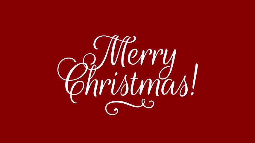 Merry Christmas Writing.Writing White Ribbon Text Merry Stock Footage Video 100 Royalty Free 31140178 Shutterstock
