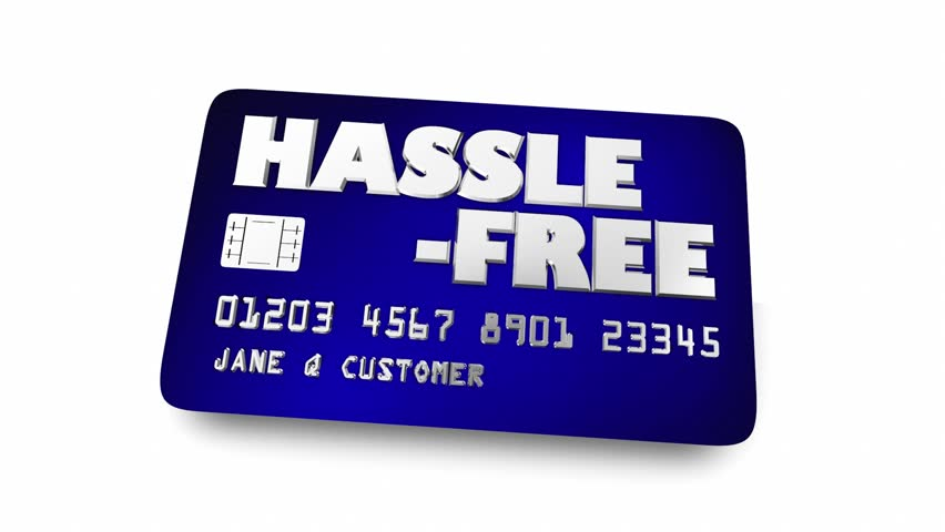 Header of hassle