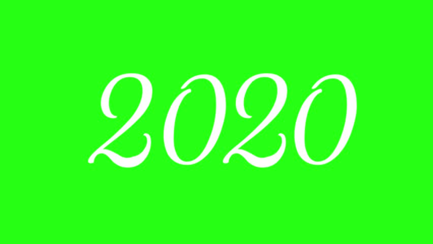 Best Animation 2020 4k00:08New Year 2020 Animation. 2020 New Year animation. Best