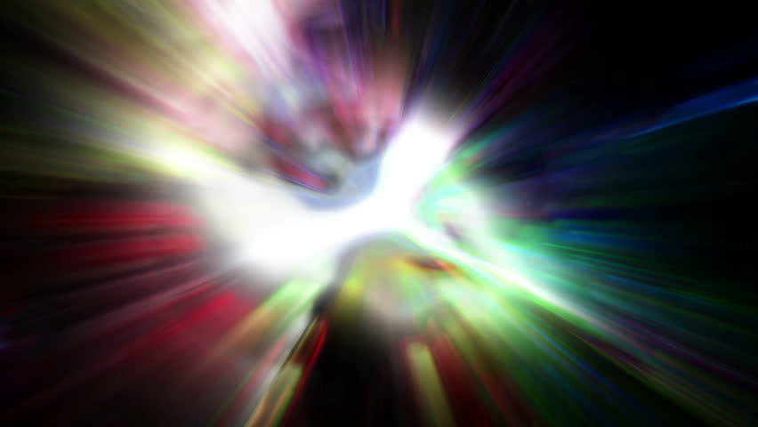 HD - Motion 607: An explosion of light and color (Loop). | Shutterstock HD Video #3144418