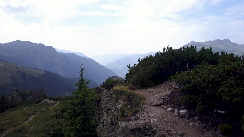 Alps Drone Flight 05 CC | Shutterstock HD Video #31485694