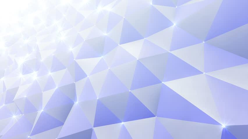 Glitter shining Star Wall waving background.