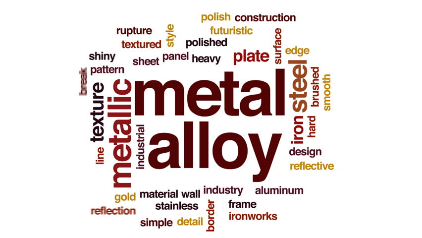 Header of alloy