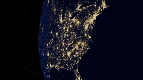 Cyber Attack Causes Massive U.S. Power Outage