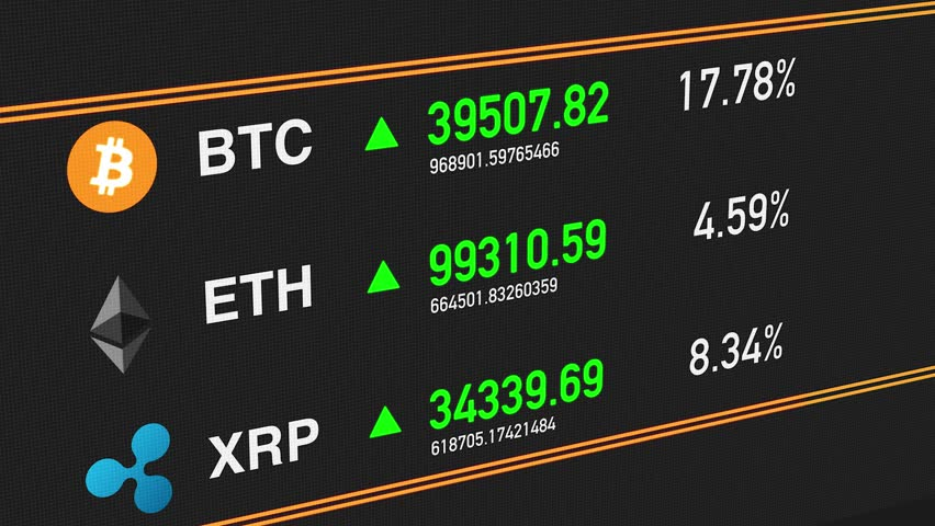 why is cryptocurrency going up