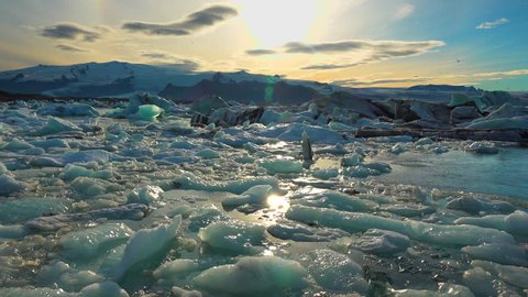 Climate change in Iceland A