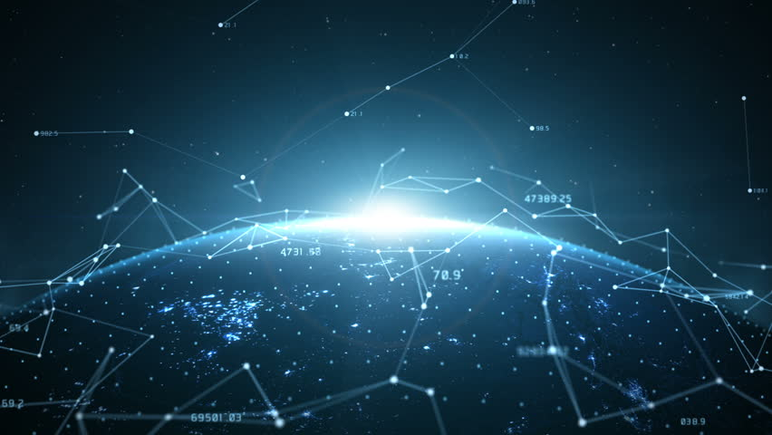 Global Network Connected | Shutterstock HD Video #32413318