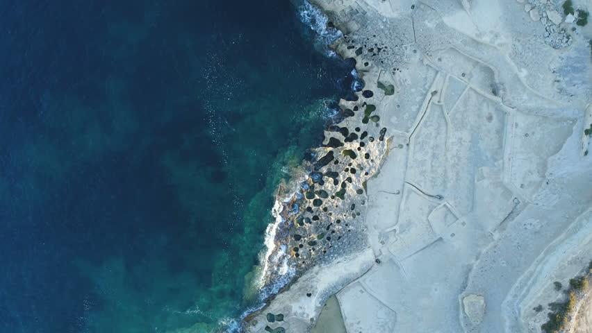 Malta Drone Sea | Shutterstock HD Video #32476828