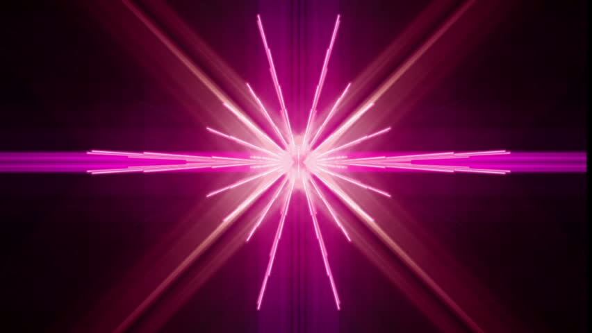Pink and white Symmectrical lines crazy motions | Shutterstock HD Video #3256978