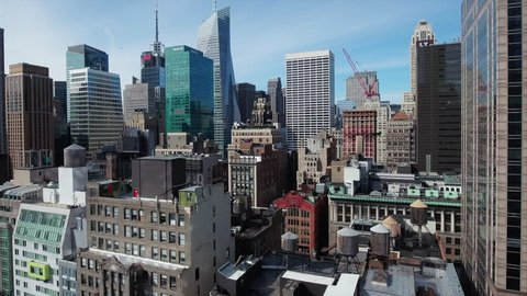 Metlife Building Nyc Stock Video Footage - 4K and HD Video Clips