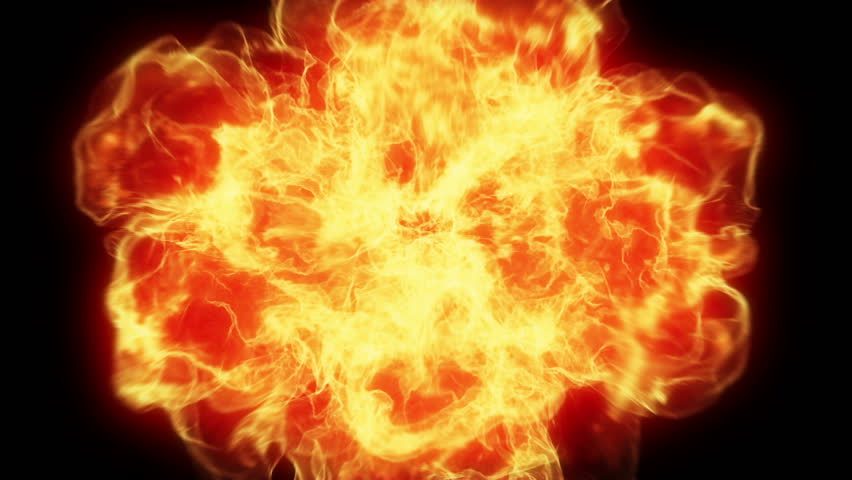 Explosion, alpha