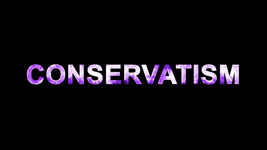 Header of conservatism